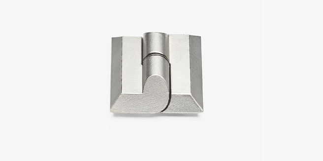 The new lift-off stainless steel hinge